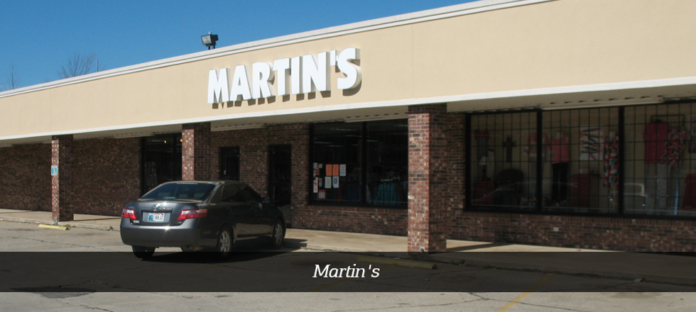 Martin&#039;s